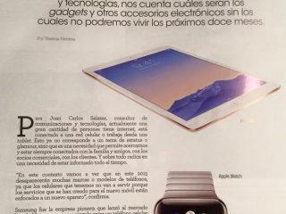 JCSalazar - Juan Carlos Salazar - Tecnología en evolución - Revista Valles