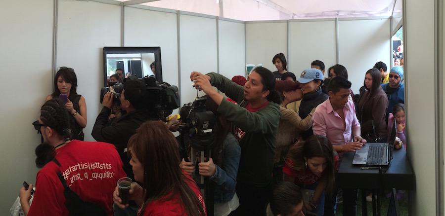 JCSalazar - Lanzamiento #Malabares - Fundación Dibuja una sonrisa